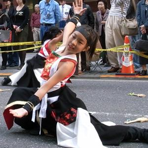ふくろ祭り 東京よさこい
