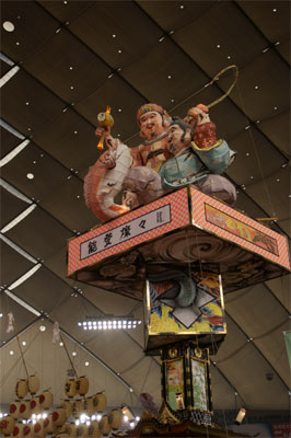 飯田燈籠山祭り(石川県)