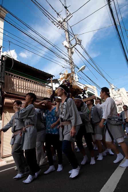 高田氷川神社例祭