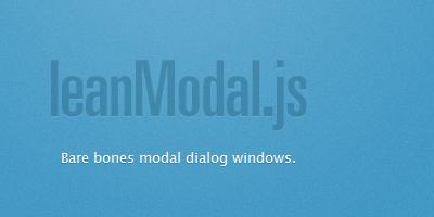 leanModal.js