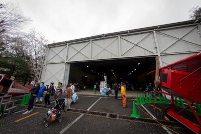 所沢航空発祥記念館「格納庫」を見てきた。