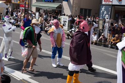 赤羽馬鹿祭り
