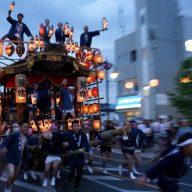 八坂の夏祭り