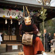 田島の獅子舞