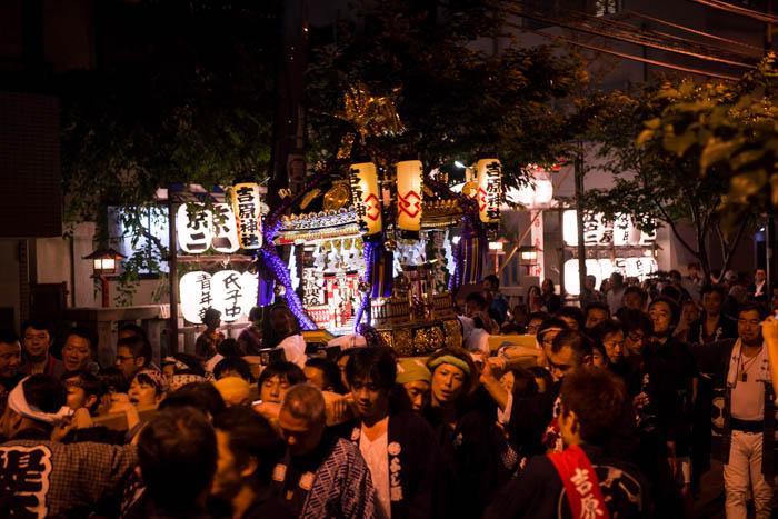 吉原神社例大祭