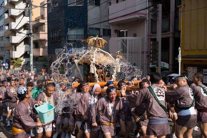 洲崎神社例大祭