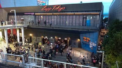 「Gacharic Spin 6th Anniversary ONEMAN TOUR」@Zepp Tokyo