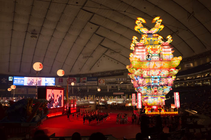 ふるさと祭り東京2016@東京ドーム