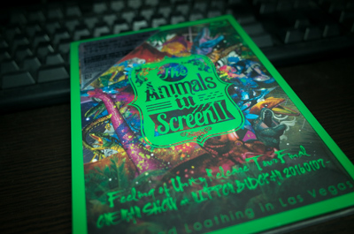 Fear,and Loathing in Las Vegas「The Animals in ScreenⅡ」