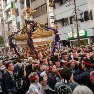 烏森神社例大祭