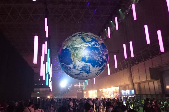 「COUNTDOWN JAPAN 16/17」(Day4)@幕張メッセ国際展示場に行ってきましたっ!