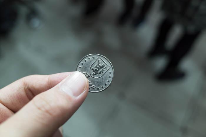 投票コイン