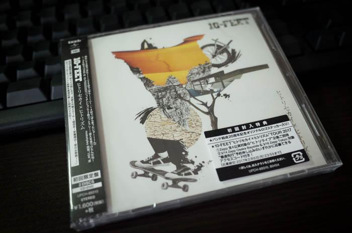 10-FEET「ヒトリセカイ×ヒトリズム」