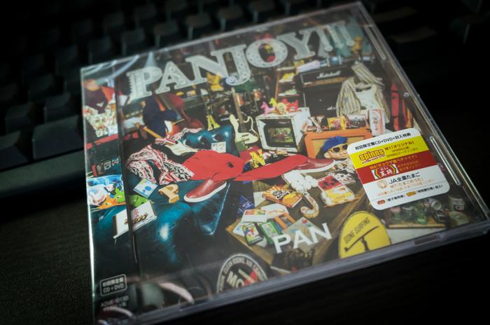 PAN「PANJOY!!!」