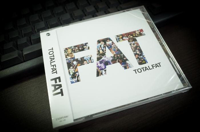 TOTALFAT「FAT」