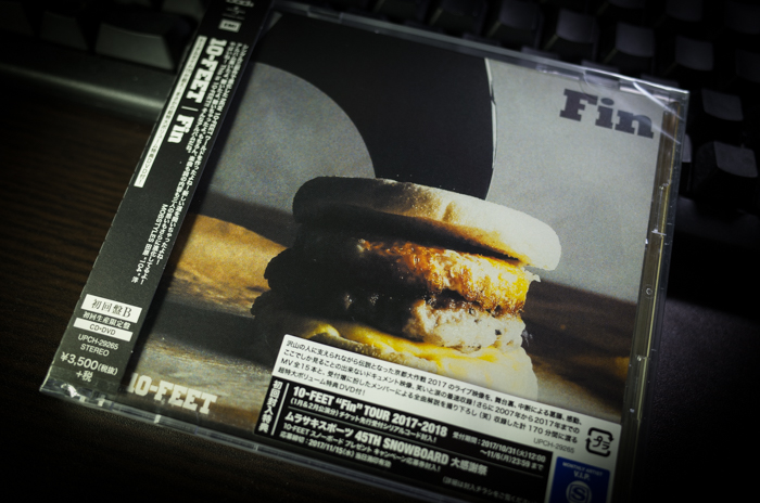 10-FEET「Fin」