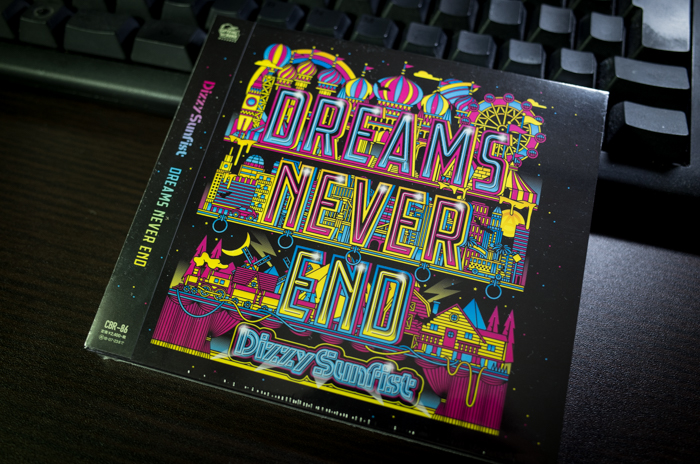 Dizzy Sunfist「DREAMS NEVER END」