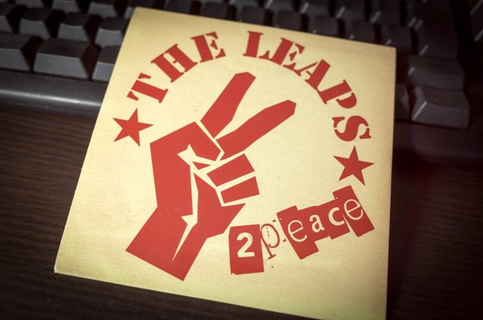 THE LEAPS 2peace