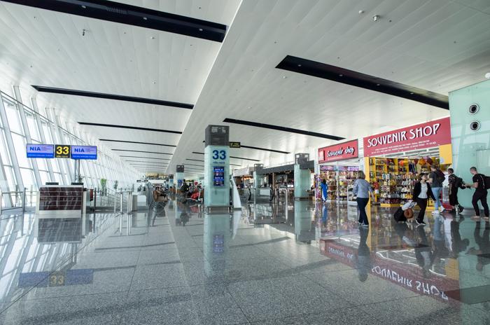 ノイバイ国際空港