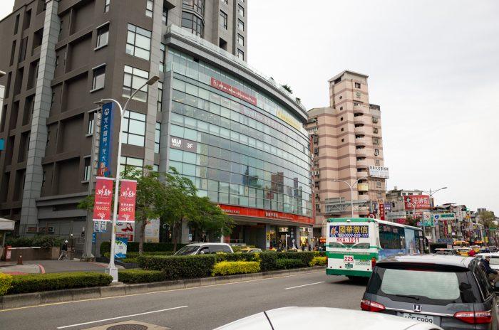 徐匯中学站