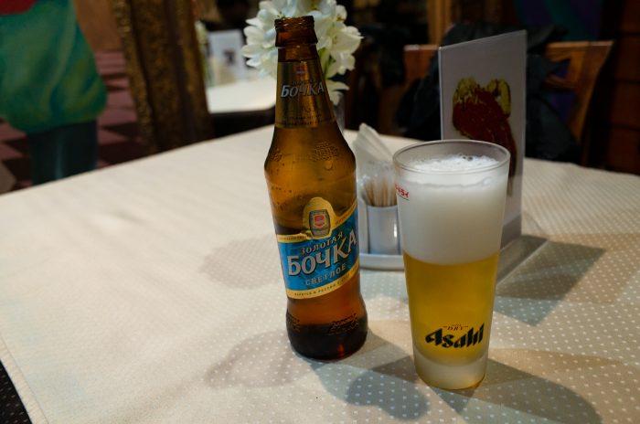 ボーチカビール