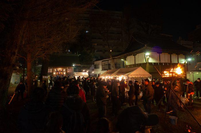 西早稲田天祖神社